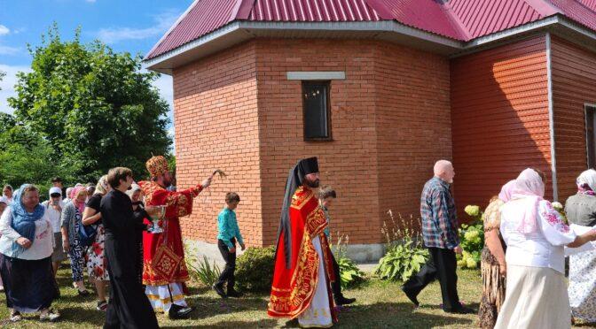 Молитва за Беларусь в Осиповичском крае